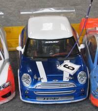 Porsche 956/Mini Cooper #TamiyaF103GT-PJ1 - RC ValMez Racing