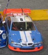 BMW M3GTR #TamiyaF103GT-PJ2 - RC ValMez Racing