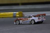 Nissan Skyline R34 GTR #HBCycloneSto2WD (Hot Bodies) - HRC