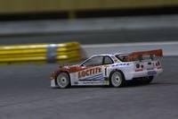 Nissan Skyline R34 GTR #HBCycloneSto2WD (Hot Bodies) - HRC