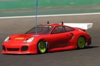 Porsche 996 GT2 Bi-Turbo #TamiyaF103GT-CDO-01 (Tamiya) - Omega Racing