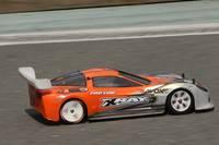 Chevrolet Corvette C6.R #XrayX10-TR2 (Xray) - Tora Team