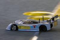 Porsche 911 GT1-98 #XrayX10-MP1 (Xray) - STS Chvojkovice Brod