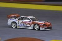 Nissan Skyline GTR R34 #HBCycloneSto2WD (Hot Bodies) - HRC