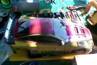 Aston Martin DB-8 (Cendelin) - RC MCC Brno