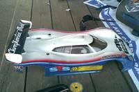 Porsche 911 GT1-98 #XrayX10L-RGR1 (Xray) - STS Chvojkovice Brod