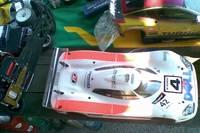 Porsche 911 GT1-98 #XrayX10-JGR1 (Xray) - RC MCC Brno