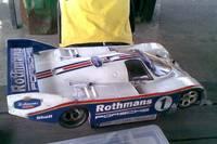 Porsche 962C Turbo #XrayX10L-00210287 (Xray) - Krejci Brothers Racing