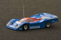 Nissan NPT-ZX Turbo #CorallyF1NG-JK2 (Corally) - Krejci Brothers Racing