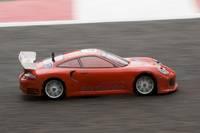 Porsche 996 GT2 Bi-Turbo #TamiyaF103RM-JR1 (Tamiya) - JR Racing