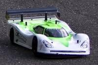 Porsche 911 GT1-98 #XrayX10L-VBu1 (Xray) - RC Team Rychvald