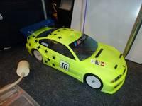 BMW M3GTR #Xray4WDto2WD (Xray) - RC Auta Vizovice
