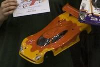 Porsche 911 GT1-98 #XrayX10L-LHO1 (Xray) - RC Team Rychvald
