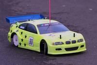 BMW M3 GTR #TamiyaF103GT-JH2 (Tamiya) - RC auta Vizovice