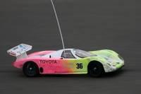 Toyota 88C-V #TamiyaF103RM-JKU2 (Tamiya) - Důchodci