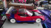Alfa Romeo 8C #XrayX10-ZSv1 (Xray) - RC MCC Brno