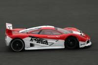 McLaren F1 GTR #XrayX10-KTyr1 (Xray) - Tora Team Šenov