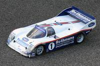 Porsche 962C Turbo #XrayX10L-00210287 (Xray) - Racing Sports Cars