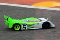 Porsche 911GT1-98 #XrayX10-RZ1 (Xray) - RC Team Rychvald