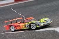 Porsche 911GT1-98 (Tamiya) - 2WD Team Vsetín