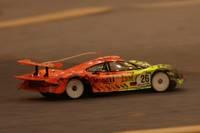 Porsche 911 GT1-98 #TamiyaF103GT (Tamiya) - 2WD Team Vsetín