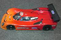 Porsche 911 GT1-98 #XraX10 (Xray) - RC ValMez Racing