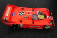 Porsche 962C Turbo #Corally10SLCZ-02 (Corally) - Team Corally