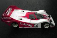 Porsche 956 Turbo #Corally10SLCZ-09 (Corally) - Team Corally
