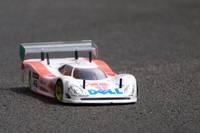 Porsche 911GT1-98 #XrayX10-JGR1 - RC MCC Brno