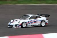Porsche 911 GT3 RS #XrayX10LTSpec (Xray) - Kolín