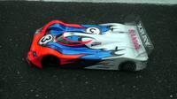 Porsche 962CK6 Turbo #XrayX10L-JVe1 (Xray) - RCclubFM