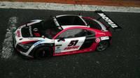 Audi R8 LMS #TamiyaF103GT-Obet (Tamiya) - 2WD Team Vsetín