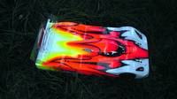 Porsche 962CK6 Turbo #Corally10SLCZ-12 (Xray) - JK Cars Team
