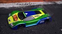 Lamborghini BPA Proto #XrayX10L-JVe1 (Xray) - RCclubFM