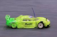 Honda NSX #TamiyaF103GT-VS1 (Tamiya) - RC Car Ostrava