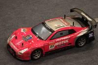 Nissan GT-R #YokomoGT500-VBet1 (Yokomo) - 2WD Team Vsetín