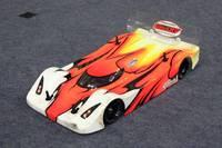 Porsche 962CK6 Turbo #Corally10SLCZ-12 (Corally) - JK Cars Team