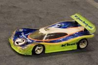 Porsche 911 GT1-98 #XrayX10-RZ1 (Xray)
