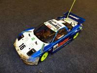 Honda NSX #Tamiya (Tamiya) - MavAll Racing