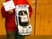 Honda NSX #XrayX10L-00210254 (Xray) - Libor Korotwitschka