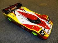 Porsche 962 CK6 Turbo #XrayX10L-Kmi1 (Xray) - 2WD Team Vsetín