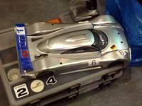 Mercedes-Benz  CLK LM #XrayX10-MCen1 (Xray) - RC MCC Brno