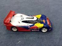 Porsche 911 GT1-98 #XrayX10TCou1 (Xray) - Tomáš Coufal