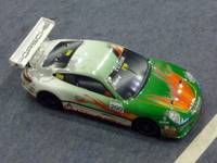Porsche 997 GT3 Cup #LRPS10BlaskSv1 (LRP) - Svoboda Racing Team