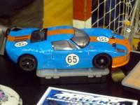 Ford GT #XrayX10-KTyr1 (Xray) - Tora Team Šenov