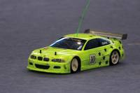 BMW M3 GTR #Hrabec01 (Hrabec) - Georgi Old Car