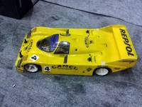 Porsche 962C Turbo #Corally10SLCZ-15 (Corally) - RC Team Rychvald