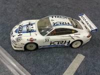 Porsche 911 GT (Xray) - Moravia RC Team