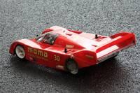 Porsche 962C Turbo #Corally10SLCZ-07 (Corally) - Racing Sports Cars
