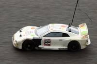 Nissan GT-R #YokomoGT500-RS1 (Yokomo) - 2WD Team Vsetín